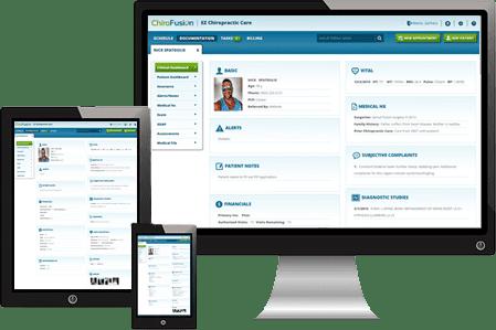 ChiroFusion Software